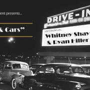 CHORDS & CARS, a Drive In Concert w/ Whitney Shay and Ryan Hiller