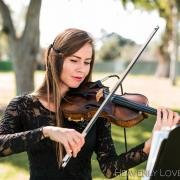 Amy Serrano violin _ acoustic spot talent