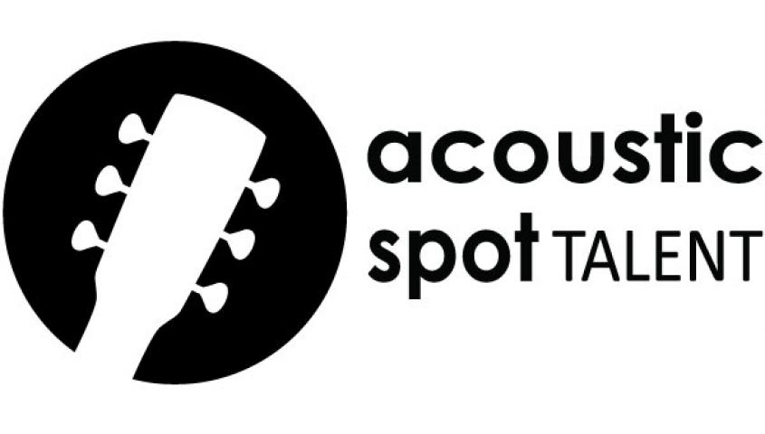 Acoustic Spot Talent Logo