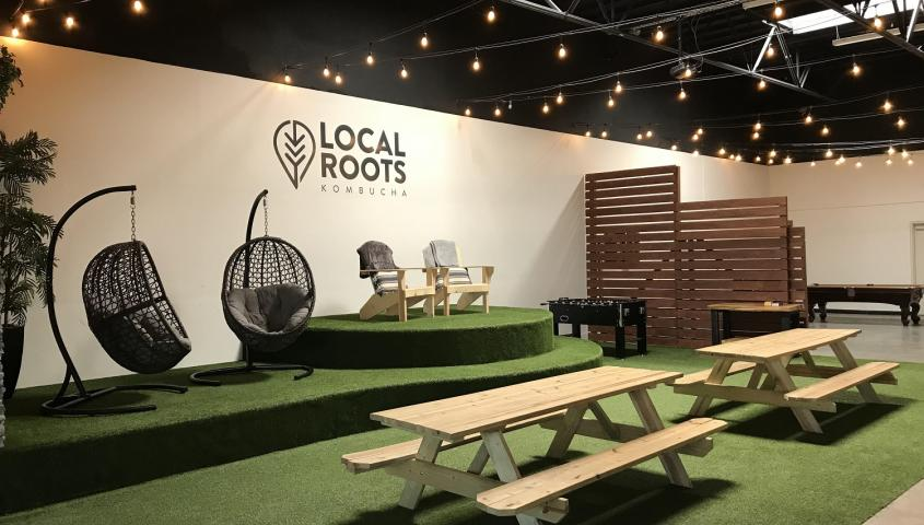 Local Roots Acoustic Spot