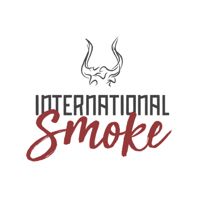 International Smoke logo _ acoustic spot talent