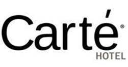 Carte Hotel logo _ acoustic spot talent